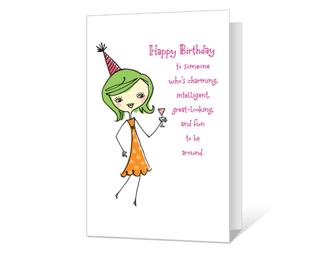 Funny Printable Birthday Cards American Greetings