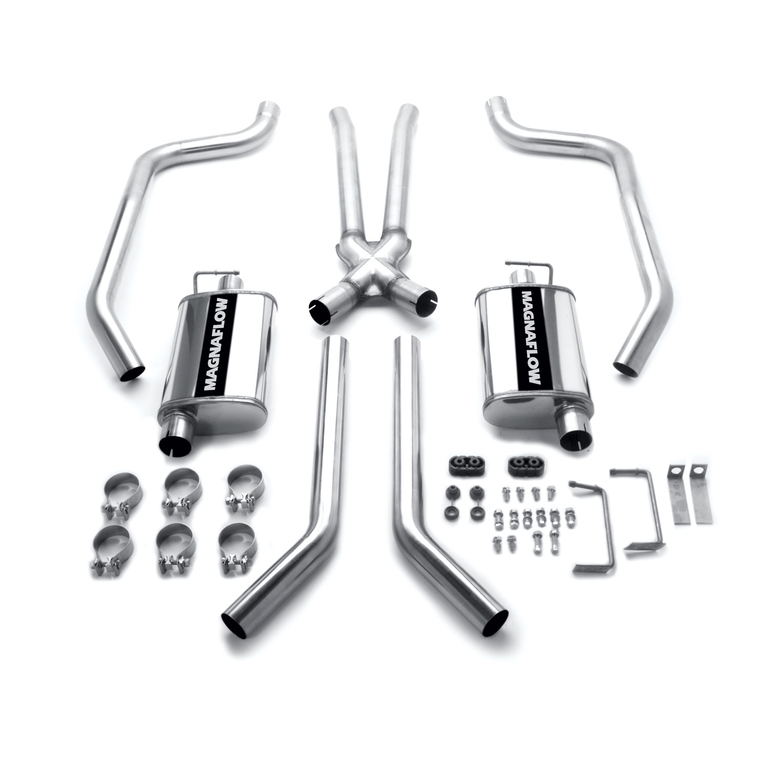 Magnaflow Stainless Steel Cat Back Performance