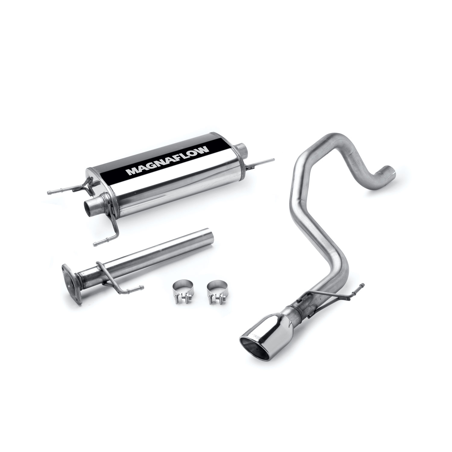 Magnaflow 16649 Stainless Steel Cat-Back Performance