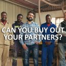 Small business information on buying out your partners