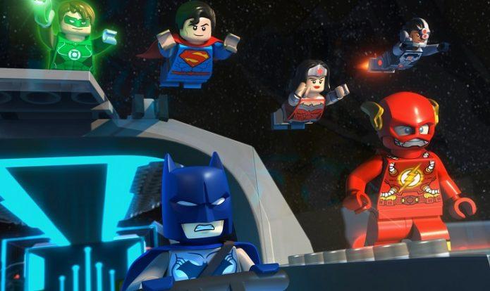 Lego Cuộc Chạm Trán Vũ Trụ