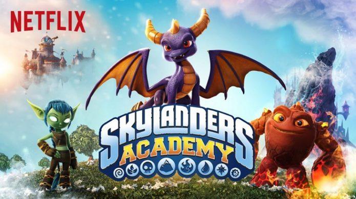 Học Viện Skylanders