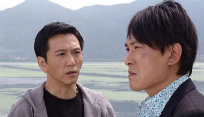 Nghĩa Bất Dung Tình -Looking Back In Anger (1989) TVB