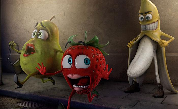 Chuyện anh chuối to khoe hàng show hàng funny banana