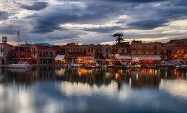 Rethymno Harbour - Crete