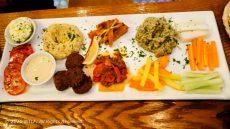 Israeli Platter (veg)