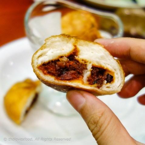 Fried Chili Crab Bao