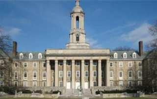 Thomarios Renovates Historic Old Main Library At Penn State University