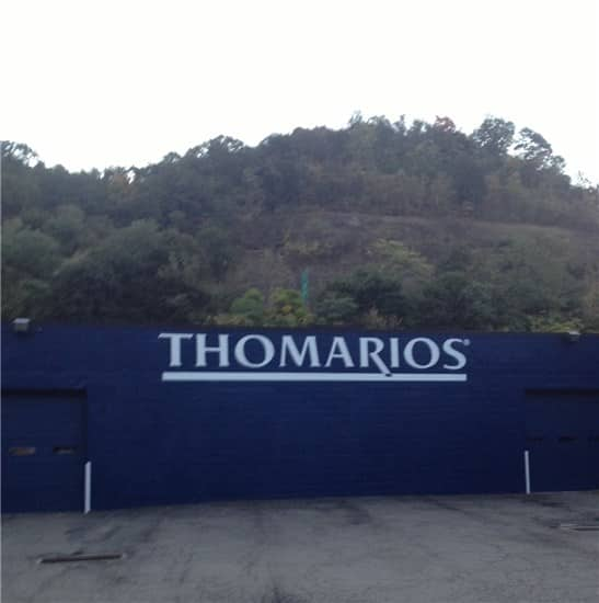 Thomarios Pittsburgh Sign Painting