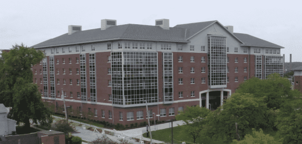 University of Akron – South Hall Student Housing 1