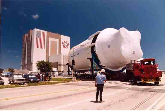 Saturn V 1996 2nd Stage