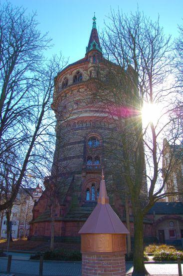Wasserturm Worms