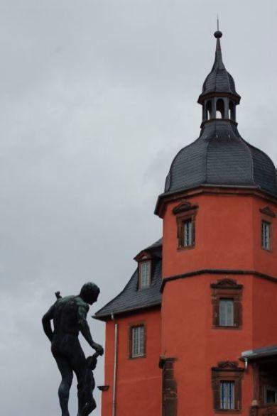 Merkur - Schlossplatz