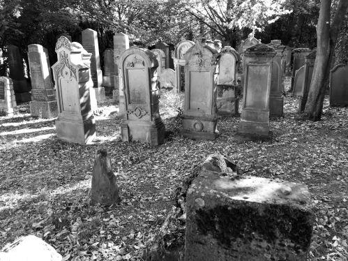 Jüdischer Friedhof Dalsheim - 07