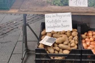 Wochenmarkt - Offenburg