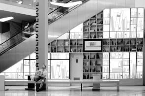 La Bibliothèque - Herblay - Juillet 2014