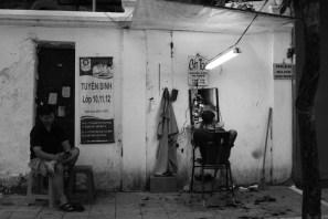 48 Street hairdresser - $1.5, Hanoi