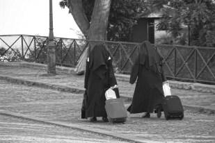 Les voyageuses du Saint-Esprit