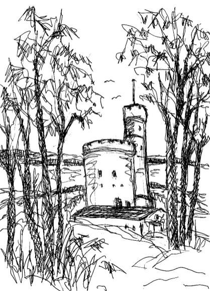 ArkadSk18 Babelsberg Schloss