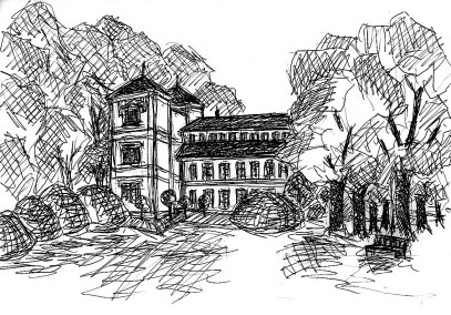 ArkadSk19 Tegel Schloss