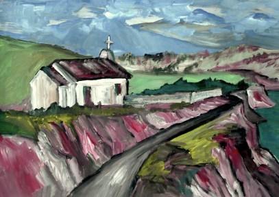 Azoren13-Kleine Kapelle