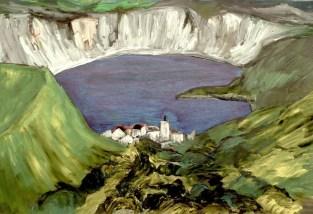 Azoren2-Caldera Lagoa Azul