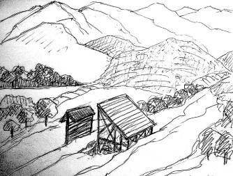 Balkan12-Selo bei Bled I