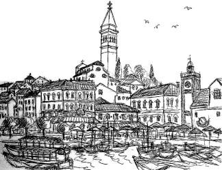 Balkan20-Istrien-Rovinj I