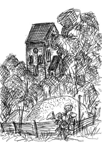 BarnimSk5 Klobbicke Dorfkirche