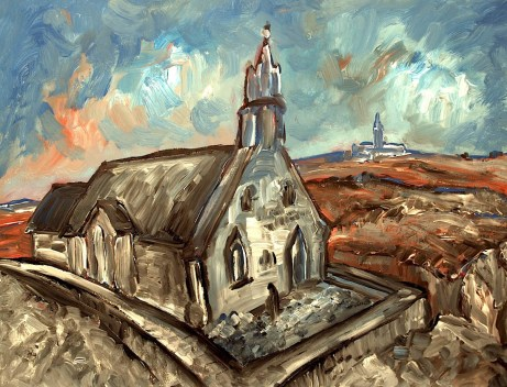 Bretagne10_Kapelle von Saint Thy