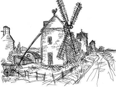 Bretagne16-Muehlen von Cherroueux