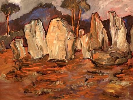 Bretagne8_Menhire von Carnac2