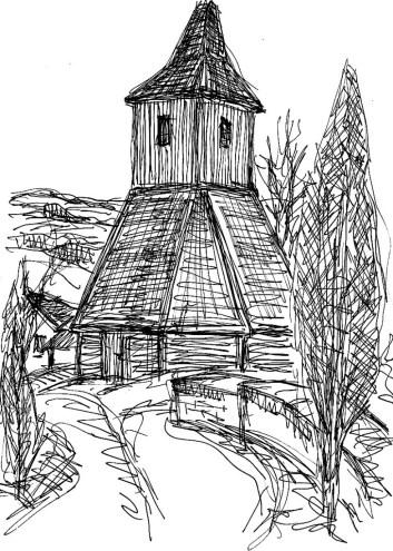 CZ10 Vysker Kirche
