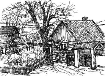 CZ12 Dorf Vesec1