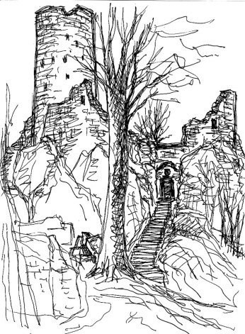 CZ2 Ruine Frystejn2