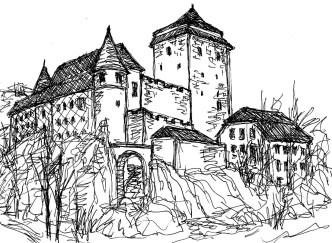 CZ3 Burg Kost