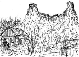 CZ4 Burg Trosky1