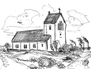DK5 Lyngvik Kirche