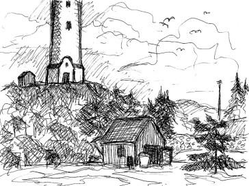 DK7 Lyngvik Leuchtturm1