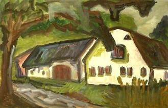 Daenemark6-Bauernhof bei Kirke Saby