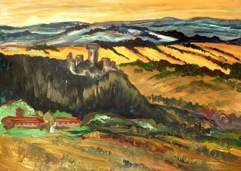 Drei Gleichen2-Blick zur Muehlenburg