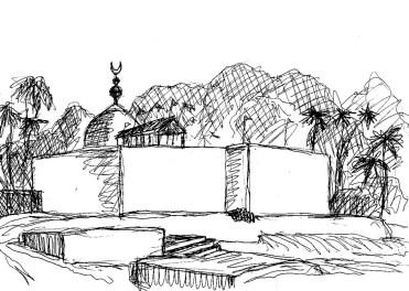 Egypt11 Assuan Kleine Moschee