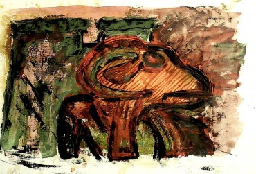 Egypt31-Widderkoepfiger Amun