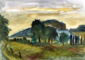 Elbsand13-Blick zum Koenigsstein