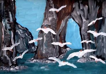 FAROE23-Vogelklippen bei Vestmanna2