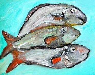 Fische22 Flussbarsche