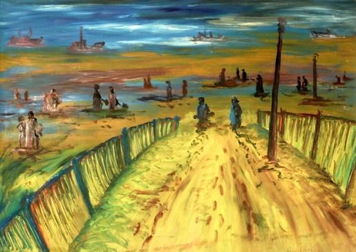 Flandern6-Strand von De Haan