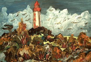 Hiddensee25_Leuchtturm am Dornbusch2