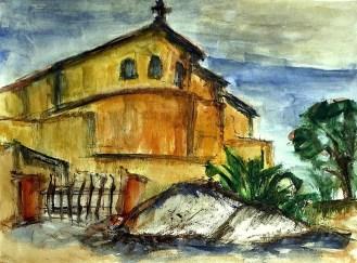 Jordan20-Syageia-Kirche Berg Nebo