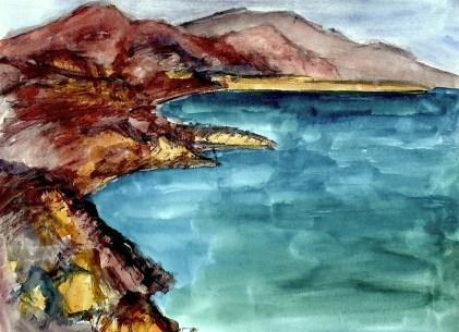 Jordan6-Am Toten Meer